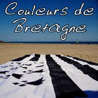 Couleurs de Bretagne, les couleurs de Bretagne sur terre, sur mer, dans les airs, ... et ailleurs.