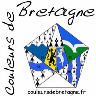 Couleurs de Bretagne avec les liens et images aux Couleurs de Bretagne sur Couleursdebretagne.fr pour la promotion du patrimoine de la Bretagne