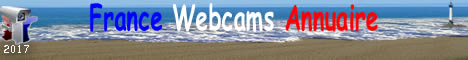 France Webcams, les webcams de France et DOM TOM